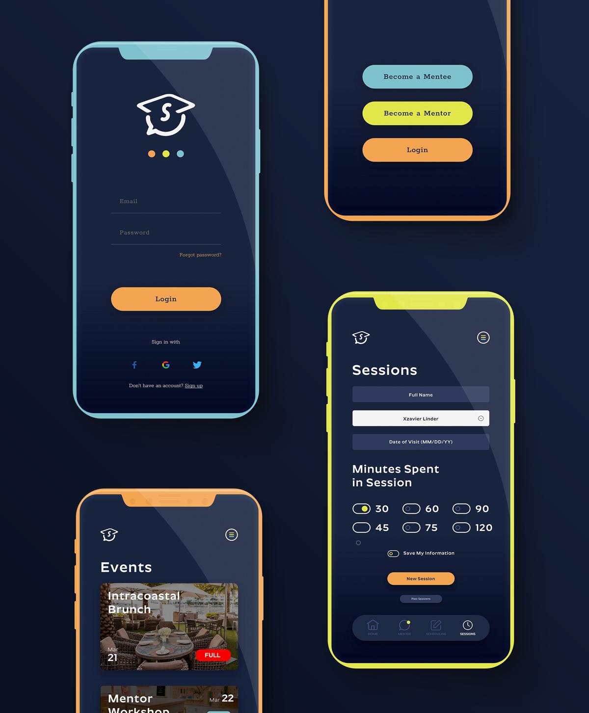 nonprofit-tsic-app-design-image-4-pattern